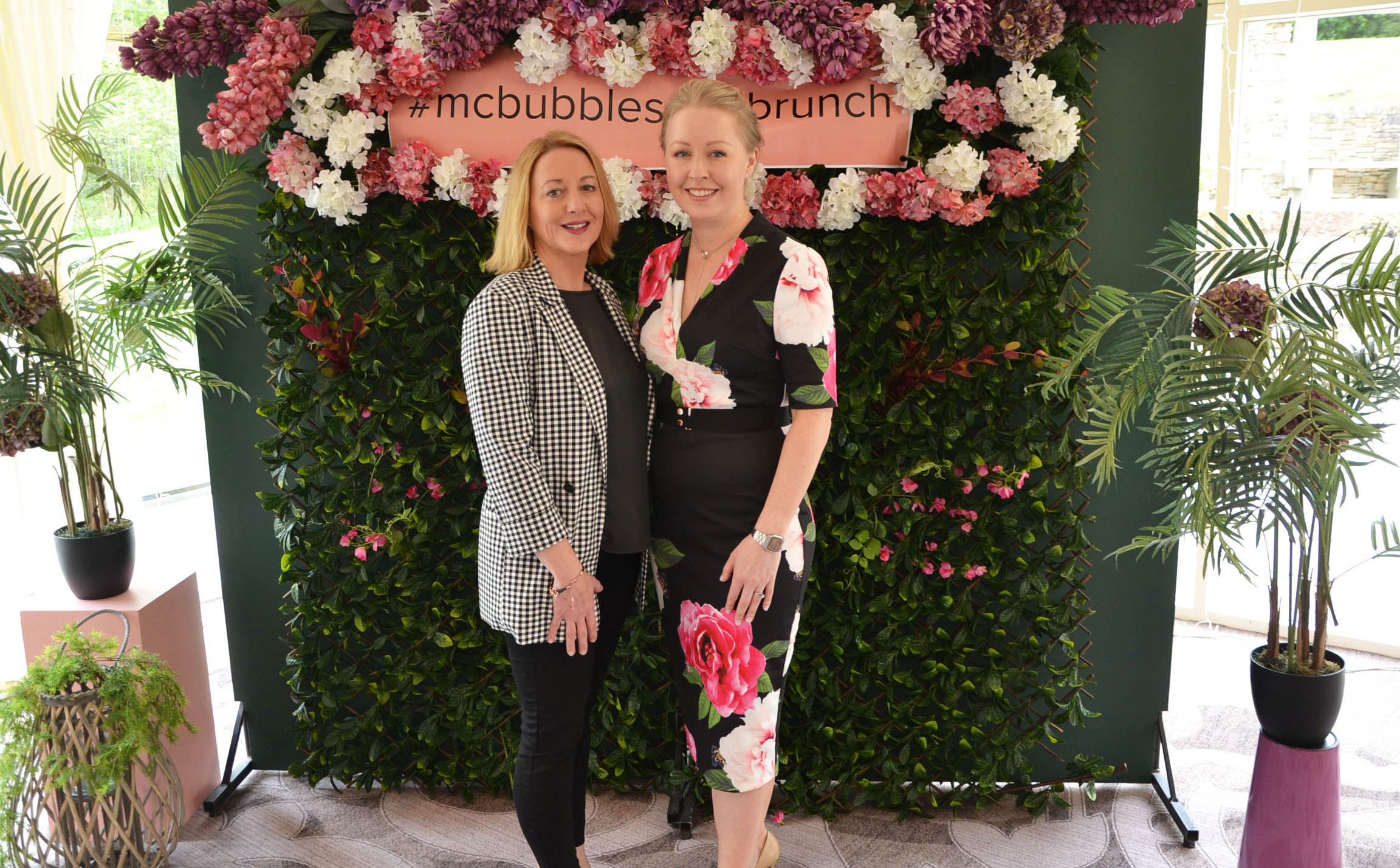 5-star Fashion at a 5-star event in the 5-star Lough Eske